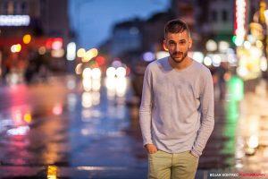 Stefan M. Mladenovic Quiero decirte Foto Bojan Kontrec