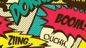 strip dizajn grafičke komunikacije