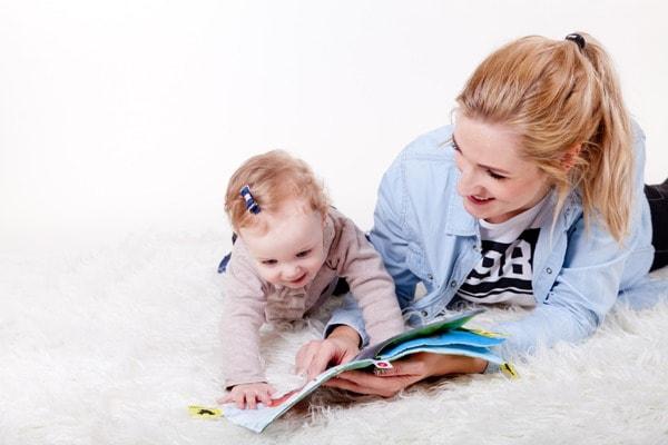 afektivna vezanost majka i beba