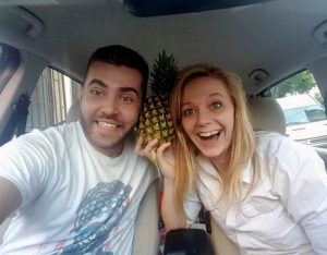 caca i uki ananas magazin