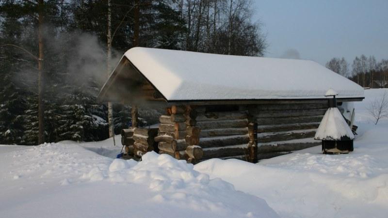 sauna arktik