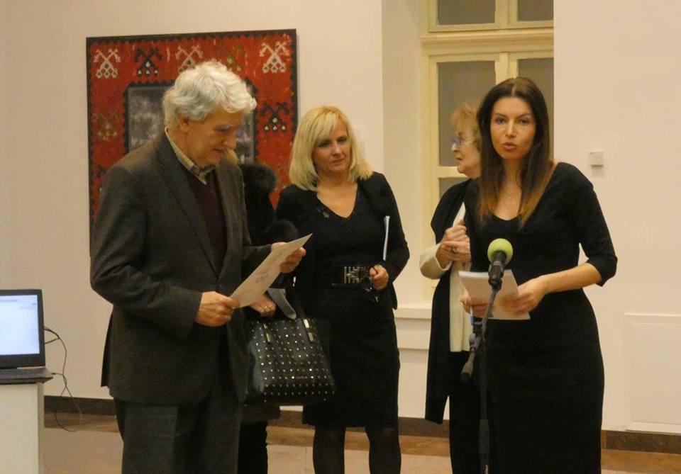 Dodeljena nagrada umetniku Čedomiru Vasiću za multimedijalni rad