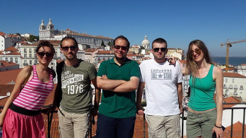 Nasa ekipa u Lisabonu