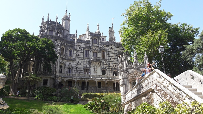 Quinta da Regaleira Lisabon - photo Nemanja Petrasinovic