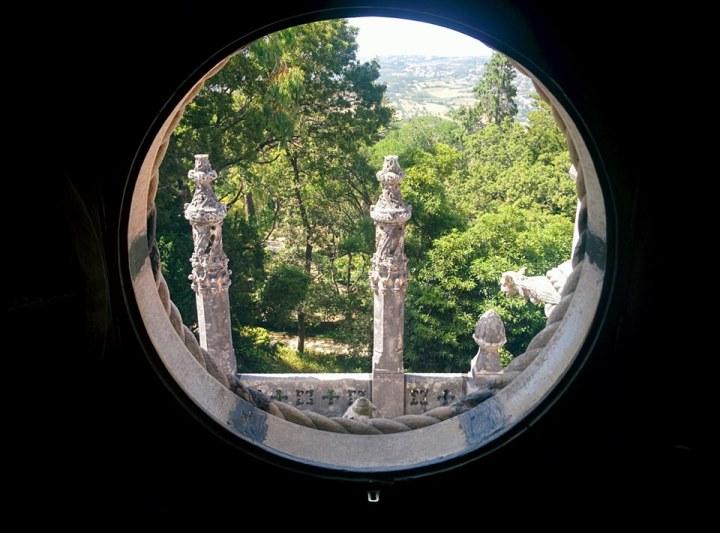 Quinta da Regaleira sa tavana Foto: Vladimir Pešić