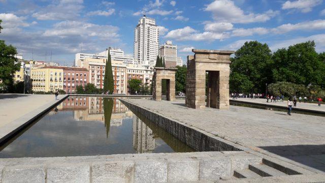 Templo de Debod Foto: Brankica Ćirić