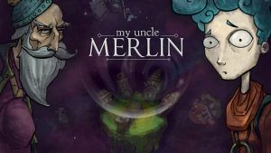 my uncle merlin pocket mana kickstarter
