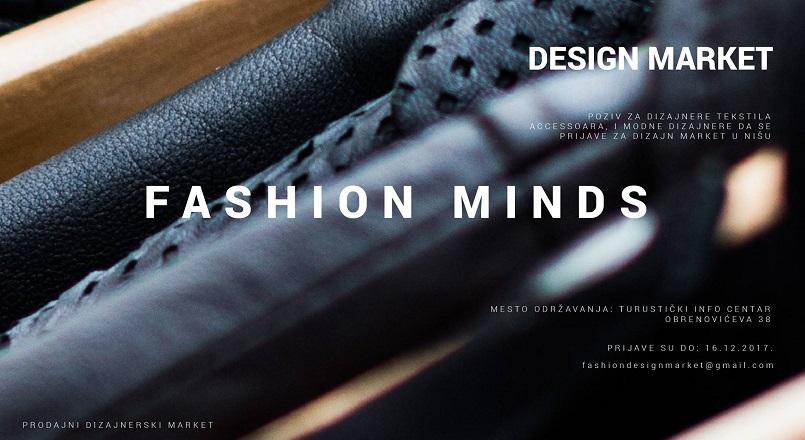 Otvoren konkurs za dizajnere na prvom Dizajn Marketu