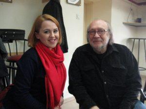 Ana Stanojevic Vojkan Borisavljevic intervju Foto Snezana Jovanovic