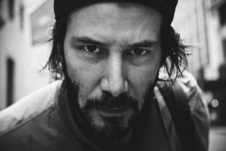 Keanu Reeves Photo Charlie Rocket flickr.com