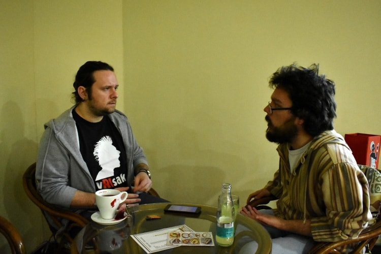 Marko Vidojković intervju Ananas Magazin 2 Foto Ana Stanojević