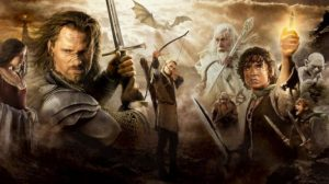 The lord of the rings epska fantastika