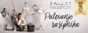 ballet magnificat narodno pozorište niš