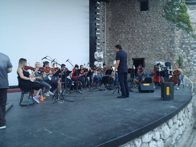 orkestar impresija