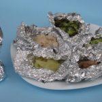 Hrono večera: Paketići iz rerne