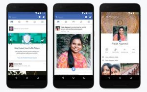zakljucavanje profilne slike na facebook