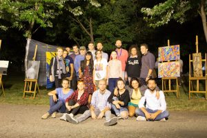 Ucesnici kolonije Nisville Art to go jazzy 2017