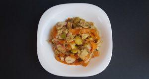 nudle sa piletinom i povrćem Foto Dijana Kostic