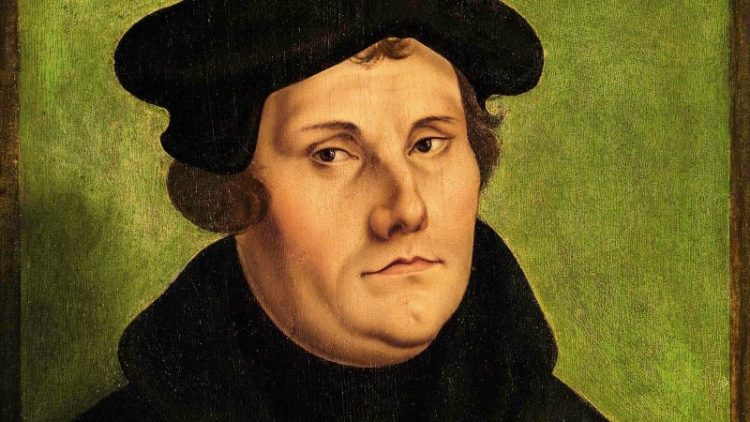 Martin luter reformacija