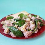 Hrono ručak: Testenina sa tunjevinom i rukolom