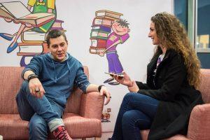 Marko Selic Marcelo i Milica Milovanovic intervju Foto Marko Milovanovic