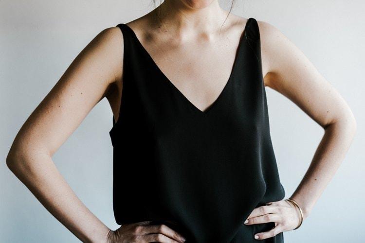 crna boja crna majica