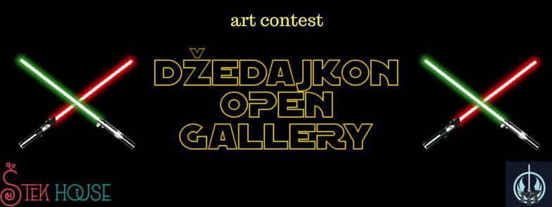 dzedajkon otvorena galerija open gallery
