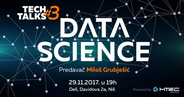 techtalks data science