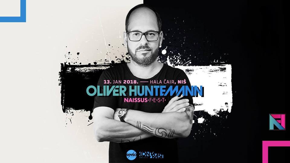 Oliver Huntemann Naissus Fest