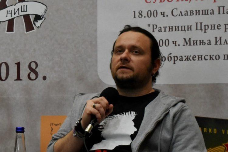 Marko Vidojković intervju Ananas Magazin Foto Ana Stanojević