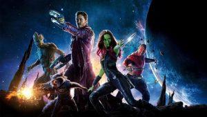 Guardians of the Galaxy Marvel superhero film