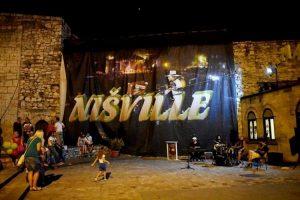 Nisville jazz festival transparent Foto Ana Stanojevic