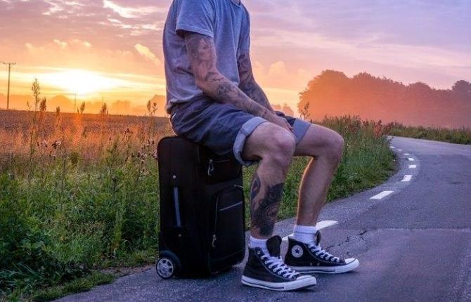 kofer pakovanje putovanje avion foto pixabay
