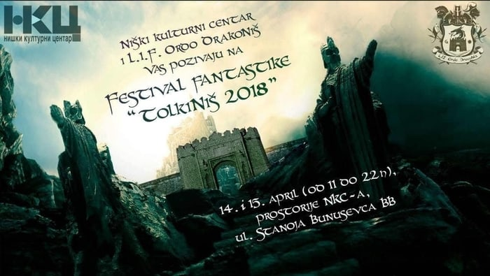 Festival fantastike TolkiNis 2018