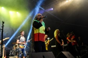 Del Arno Band na Nisville Jazz festivalu Foto Ana Stanojevic