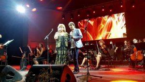 Evergreen festivala Nada Pavlovic i Dragan Nikolic Nune Foto Ana Stanojevic
