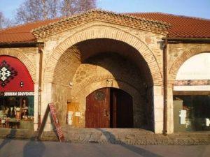 GSLU Nis Paviljon u Tvrdjavi Foto Milorad Dimic Wikimedia