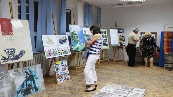 izlozba umetnicka skola noc muzeja