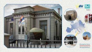 razgovor o kulturi u Niskom simfonijskom orkestru Foto EU info kutak Nis