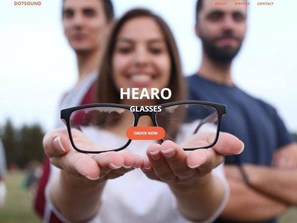 HearO Glasses Foto Petar Kotnik