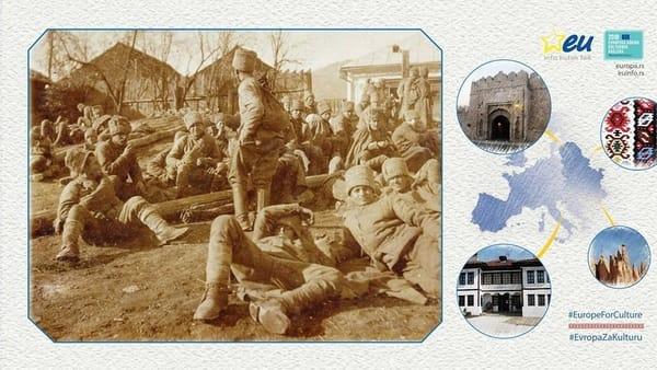 Predavanje o Prvom svetskom ratu u Univerzitetskoj biblioteci