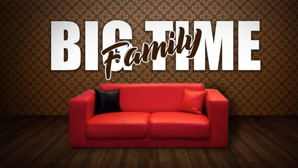 "Plesna predstava ""Big Family Time"" u Narodnom pozorištu"