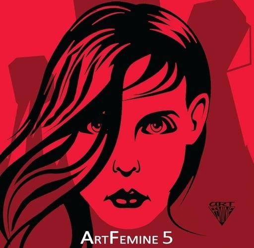 5 artfemine poster foto centar za devojke