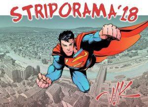 Striporama Supermen autor Viktor Bogdanovic