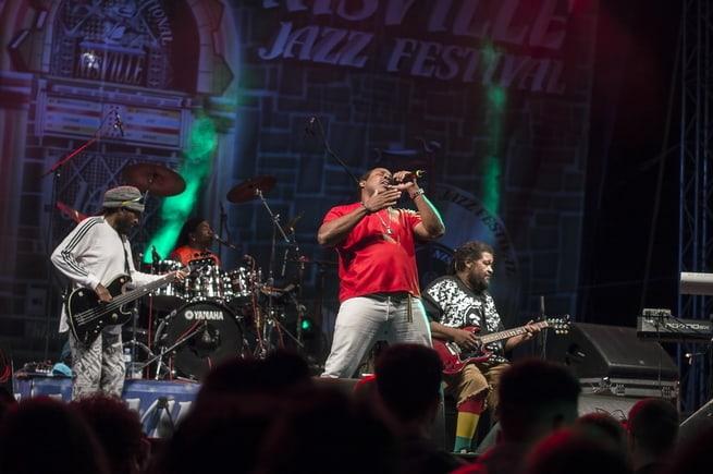 Inner Circle Nisville Jazz festival 2018 Foto Nenad Petrovic (1)
