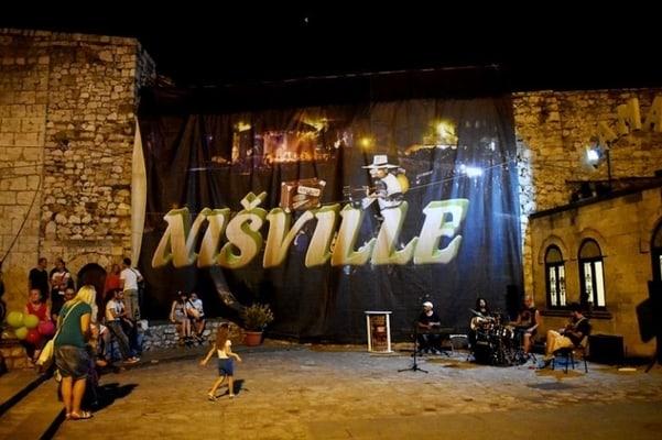 Nisville Jazz festival 2017 poster Foto Ana Stanojevic