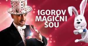 Igorov magicni sou Foto Igor madjionicar Facebook stranica
