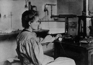 Marija Kiri Maria Curie foto Wikimedia autor nepoznat