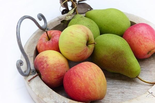 namirnice koje treba jesti tokom jeseni, jabuke i kruške foto pixabay