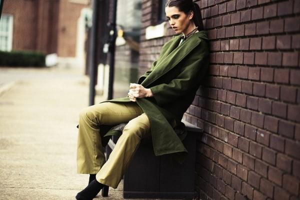 10 stajling ideja: Predimenzionirani kaput